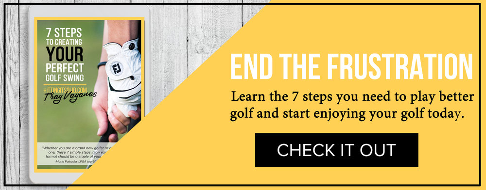 Learn the 7 vital steps you must know to play better golf today.