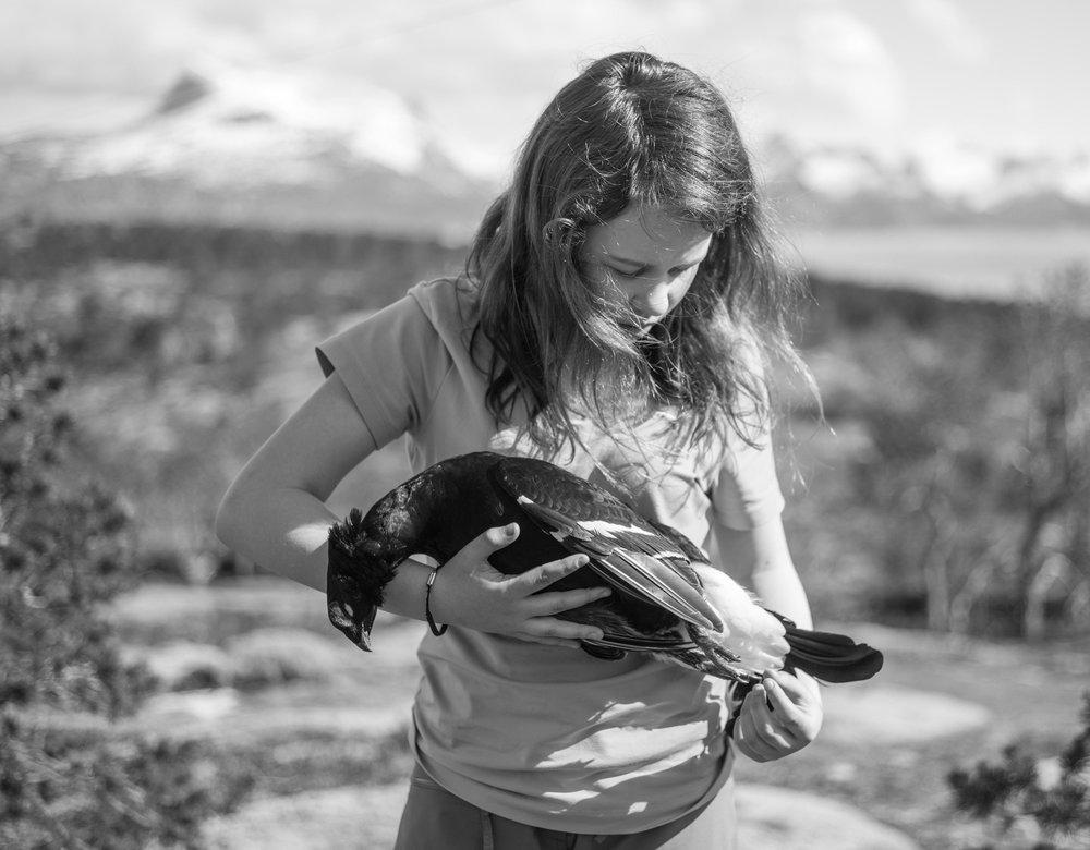 girl with dead black grouse(1).jpg
