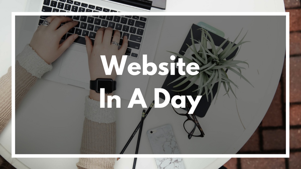 Never be embarrassed about your website or online store again >>