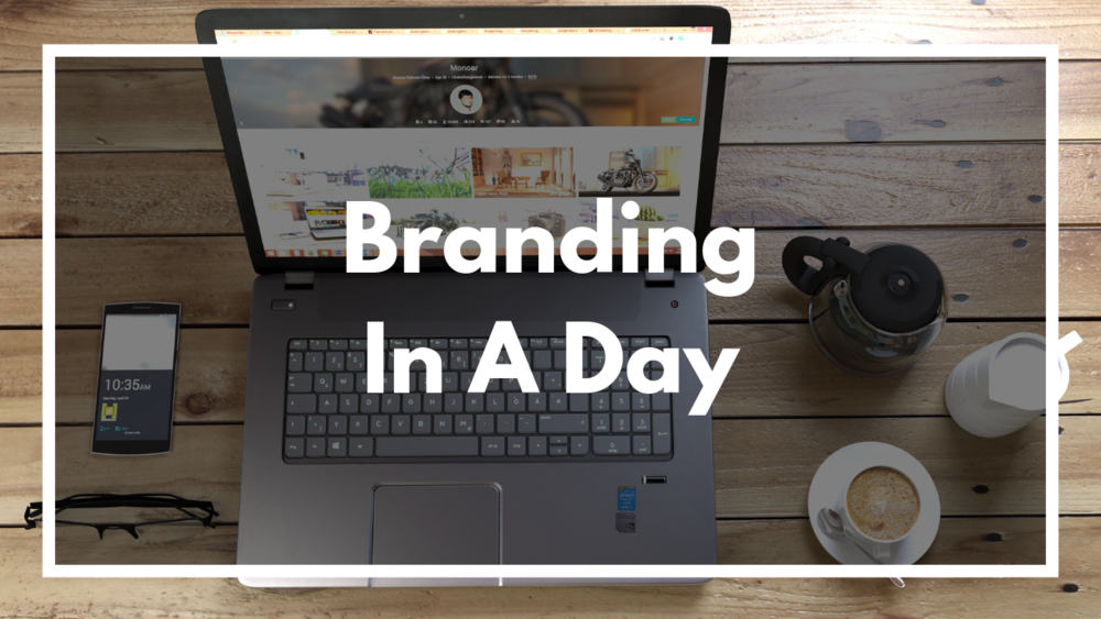 Build a Simply Profitable Brand that connects with the audience you love >>