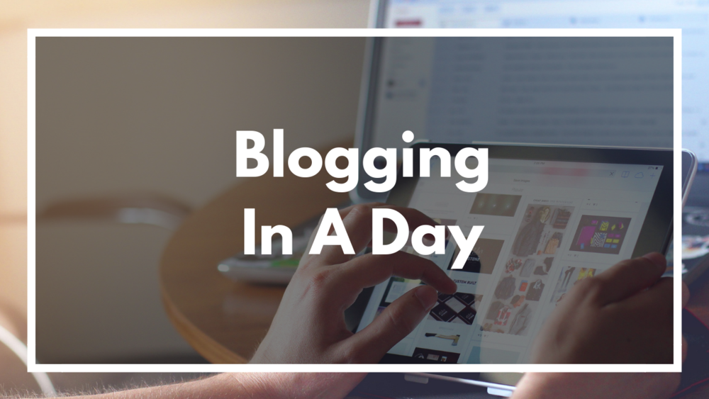 Set-it and Forget-it Blogging! >>