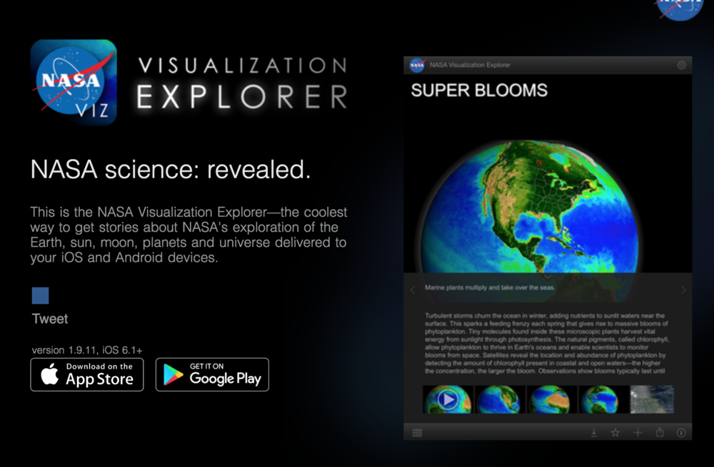 VISUALIZATION EXPLORER