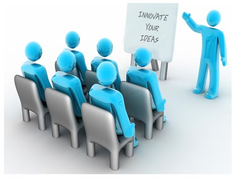 Presentation creation -