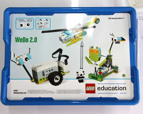 Lego WeDo 2.0 (x 11) - LEGO Education WeDo 2.0 Core Set is a hands-on STEM solution that combines the LEGO brick, classroom-friendly software, engaging standards-based projects and a discovery based approach.