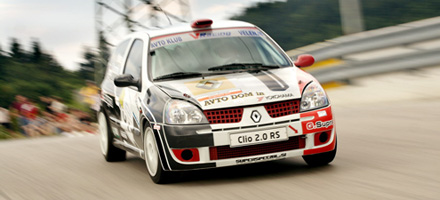Renault Clio 2.0 RS Gr.N - 2008-2012