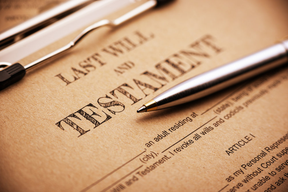 Estate Planning and Tax Matters -