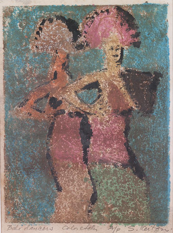Dua Penari Bali (Bali Dancers)