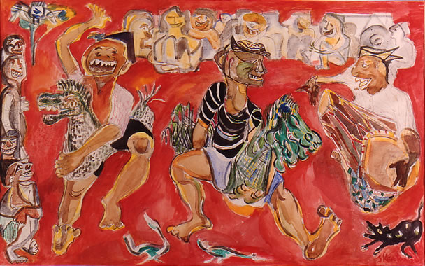 Kuda Lumping (Horse Dance)