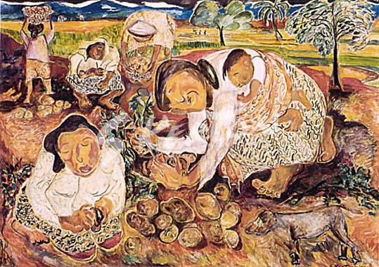 Potato Diggers