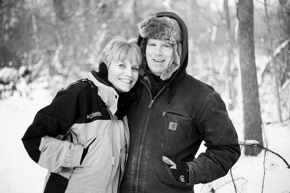 Dave & Carol