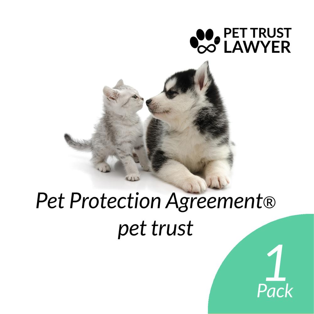 Pet Protection Agreement Pet Trust Pet Trust Lawyer