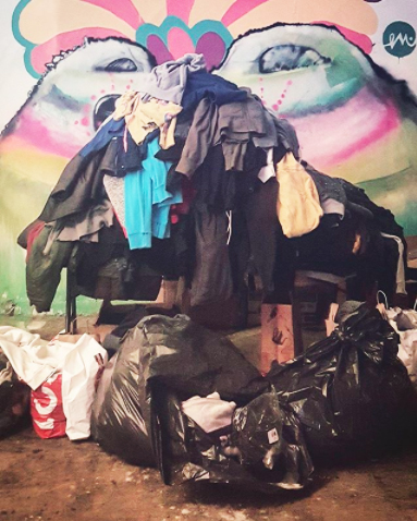 Party with a Purpose - NYSW 2017 - 1500+ HOODIES COLLECTED & $5,000 IN DONATIONS