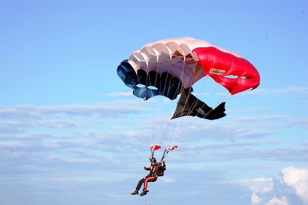 Festival D'Avion Skydivers1.jpg