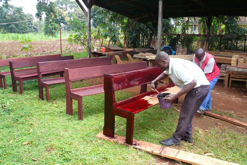 Pew Staining