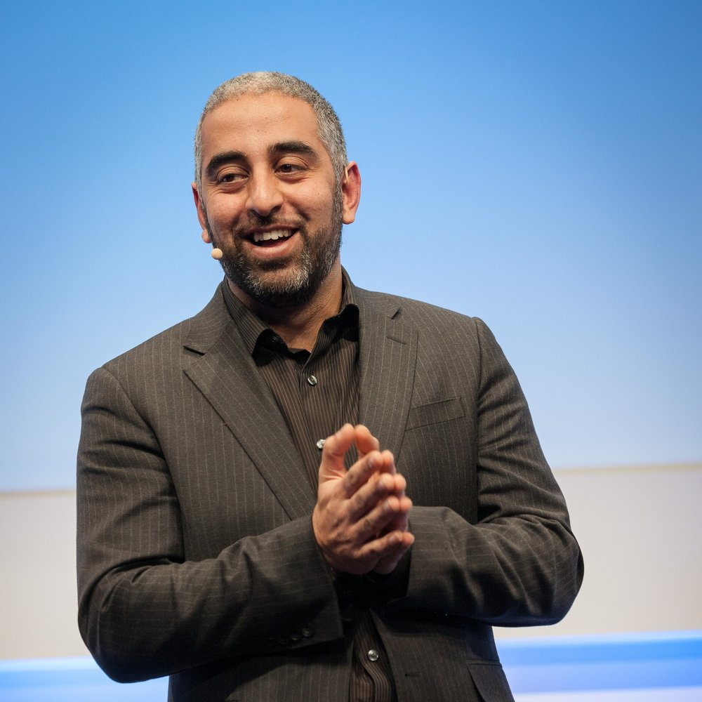 Raj Samani    Chief Scientist @McAfee   A true thought leader and global tech speaker