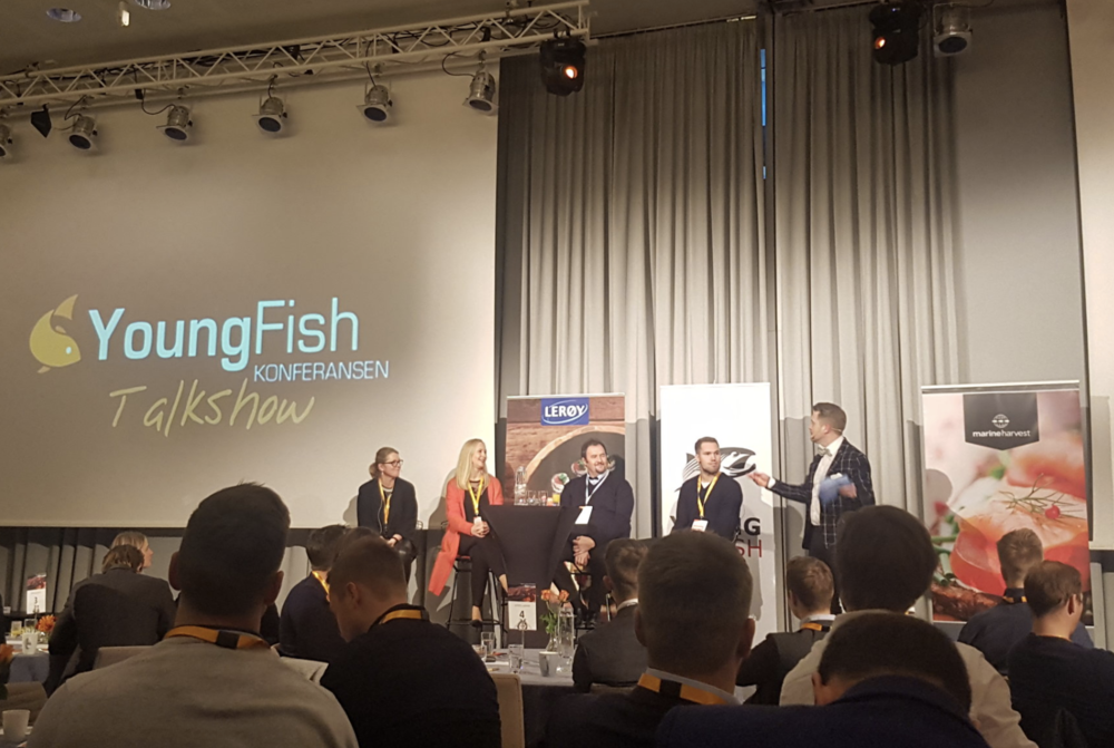 The YoungFish Conference 2018