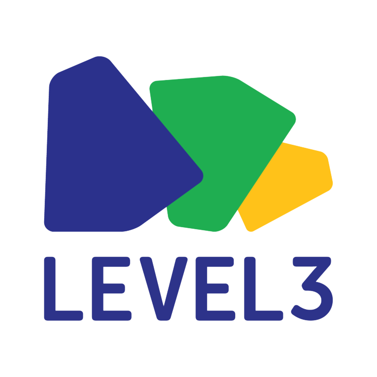 LEVEL3+Logo_Logo+White+Square.png