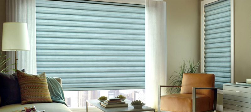 Why choose roman shades for your home? - An elegantly tailored modern look. Soft, sculpted folds. Luxurious selection of fabrics and colours, from light filtering to room darkening.