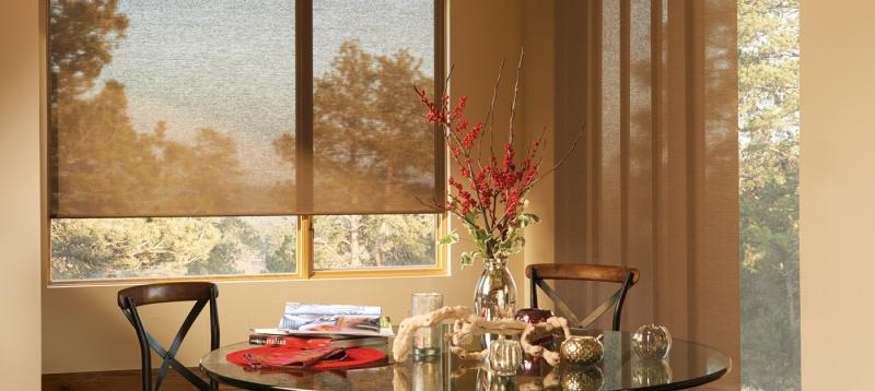 The Alustra ®  Collection of Roller Shades