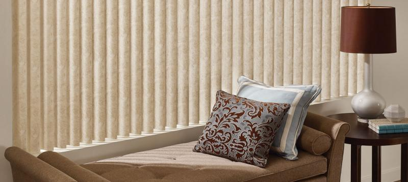 Cadence ®  Soft Vertical Blinds