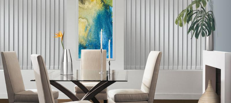 Somner ®  Custom Vertical Blinds