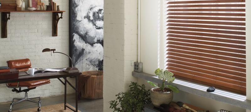 EverWood ®  TruGrain ®  Blinds