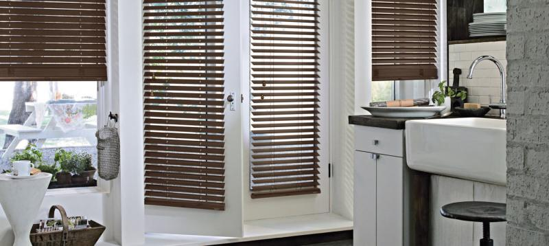 Parkland ®  Textures Woods Blinds