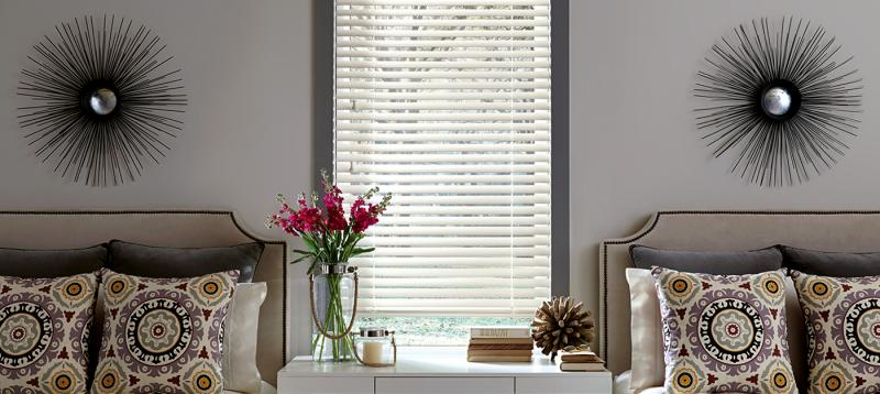 Parkland ®  Scenic™ Wood Blinds
