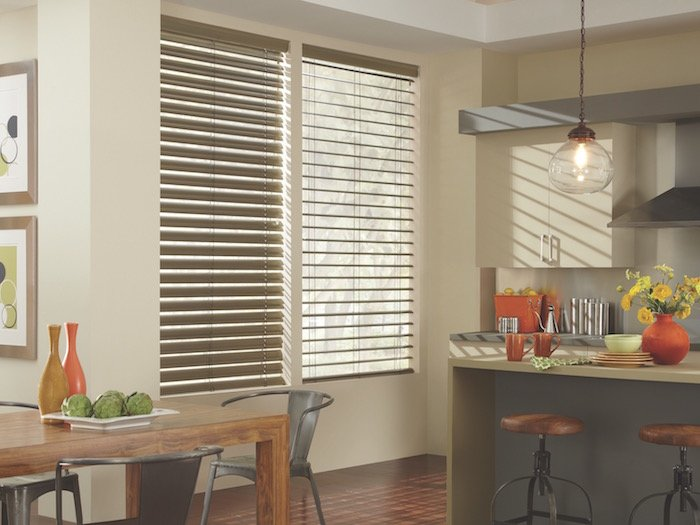 Reveal®  Aluminum Blinds