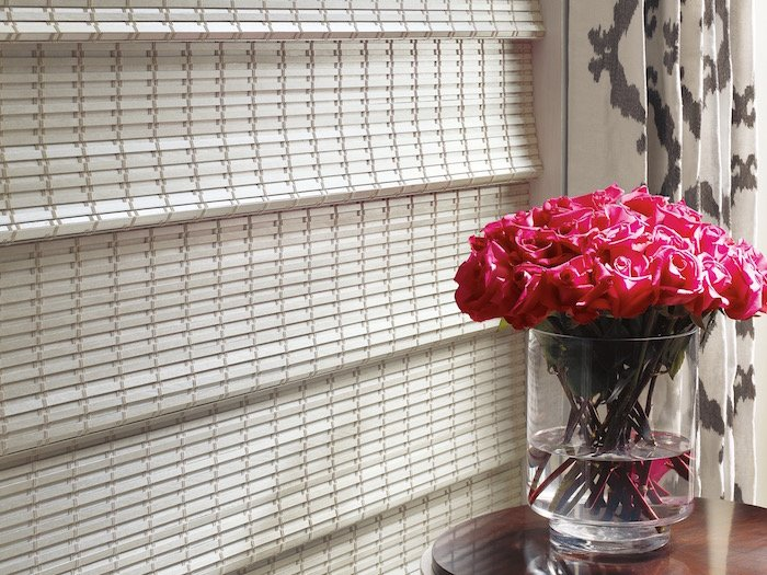 Provenance® Woven Wood Shades with Liner