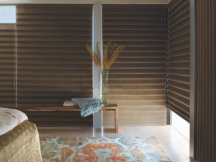Vignette® Modern Roman Shades with Liner Inside