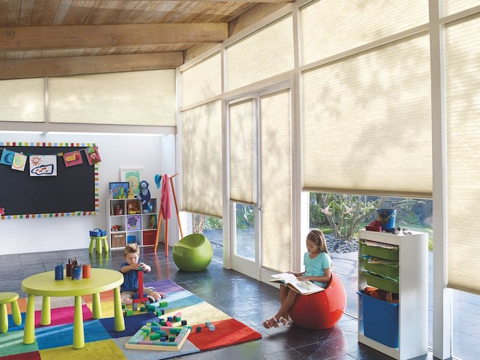 Applause® Honeycomb Shades with SimpleLift™