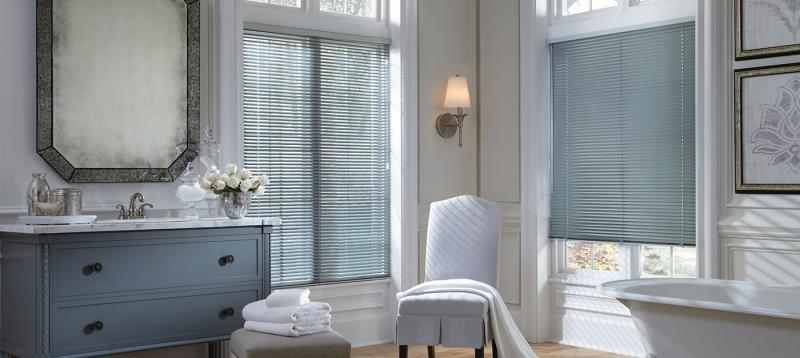 Horizontal Blinds -