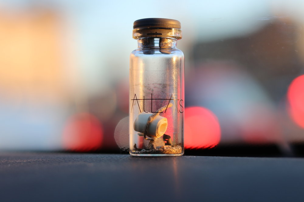 Message in a Bottle - Be a part of all their travels...