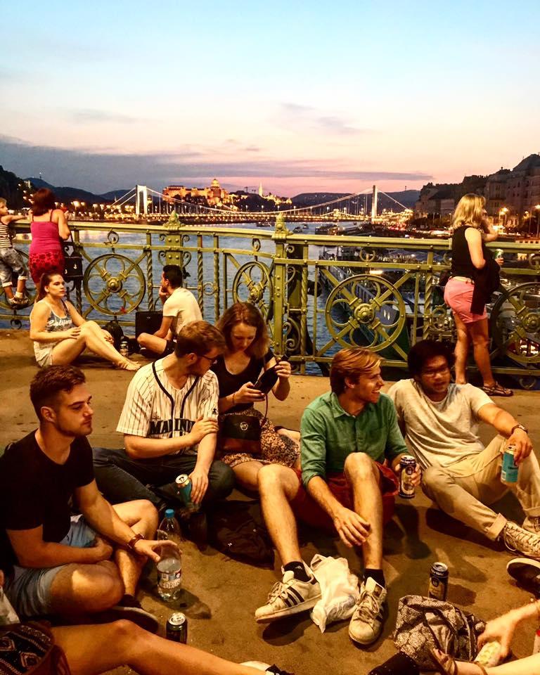 Atlas Project: Budapest - Part I: First Round's on Us, Egészségére!Photo Credit: Sarah Huebner