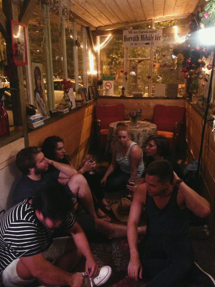 The Atlas Project: Budapest - Part II: The People We Meet...