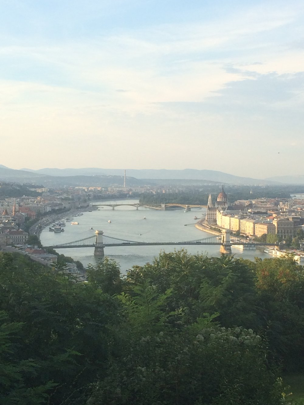 The Atlas Project: Budapest - Part III: Your Little Piece of Budapest...
