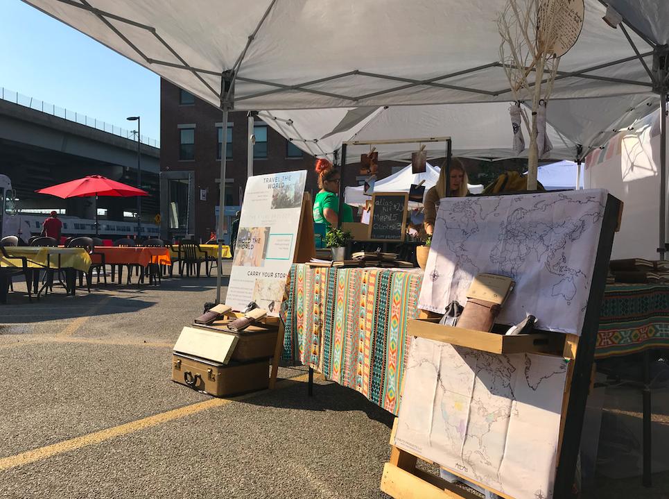 SOWA Open Market, Boston, MA