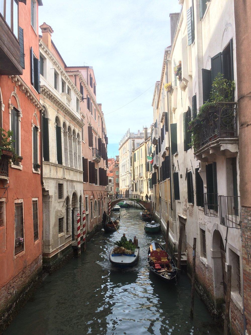Venice, Italy- 2016
