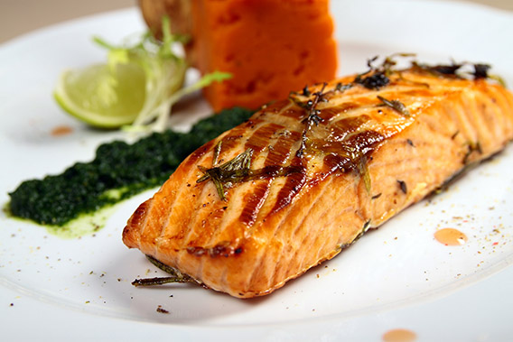 Salmon Recipes - Substitutes: Arctic Char, Ocean Trout/Steelhead