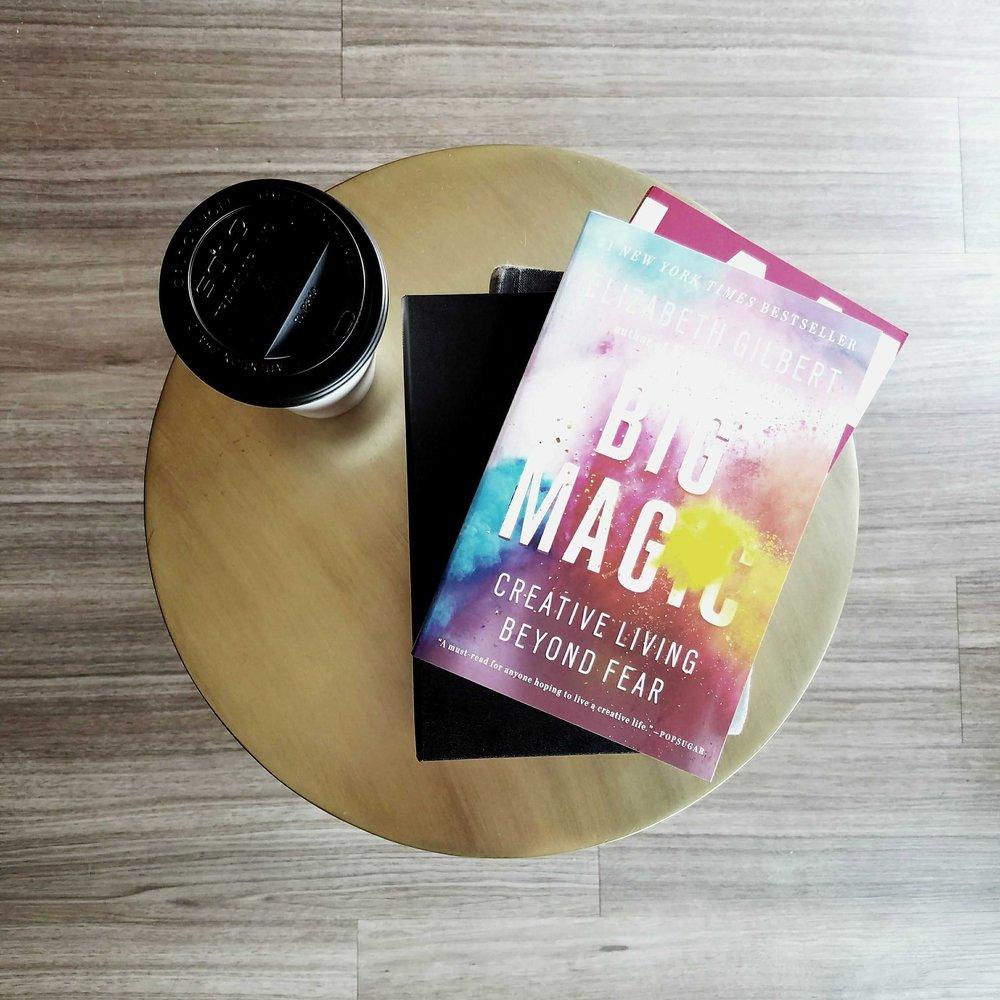 Big Magic Macher Studio Blog
