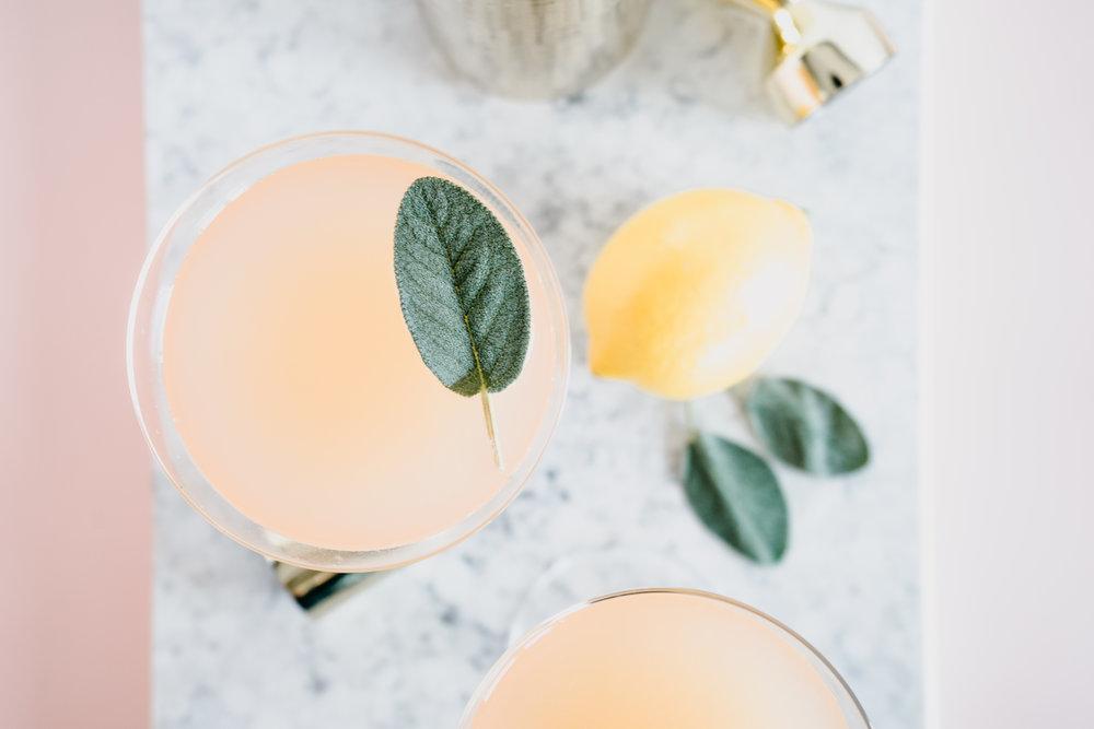 Macher - Molly Jane Cocktail - Gin Grapefruit Lemon