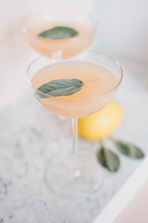 Macher - Gin Lemon Grapefruit Cocktail