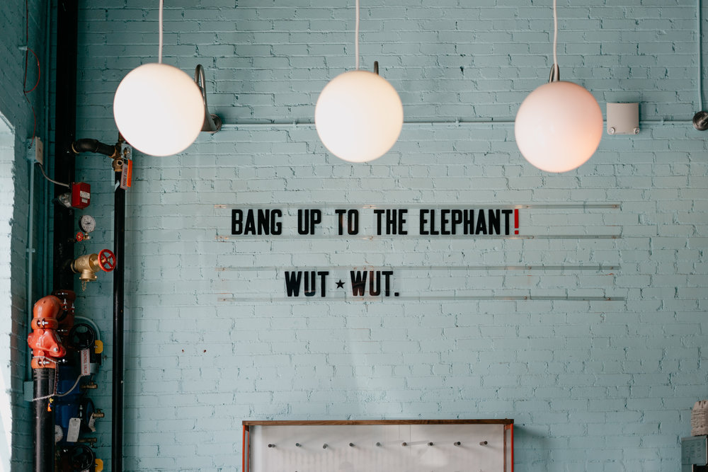 Macher - Discover Denver - Bang Up to the Elephant