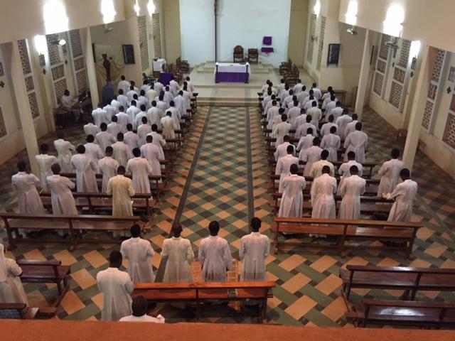 La Sainte Messe source et sommet de la vie au Séminaire