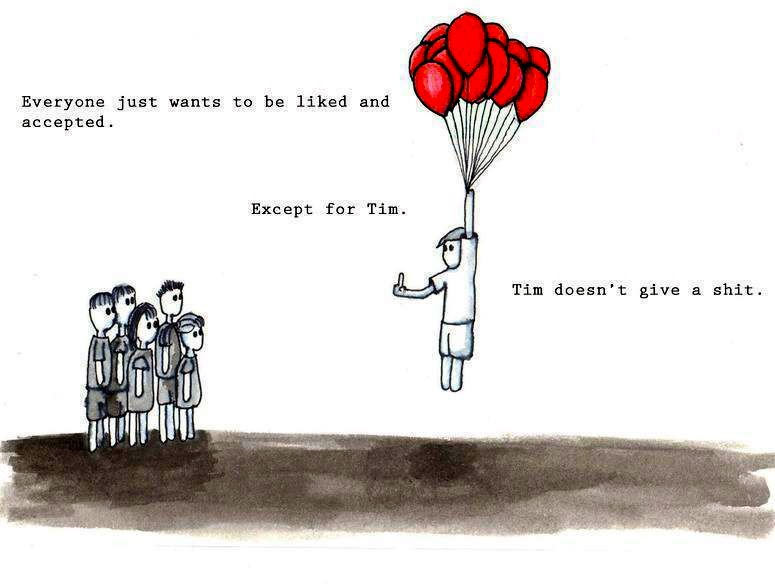 Except for Tim
