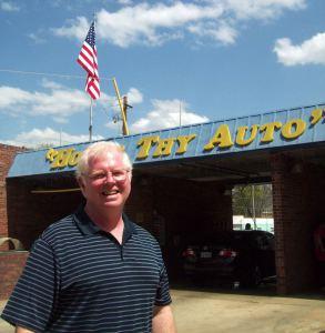 Kirkwood Car Wash - One of Atlanta's oldest self-service carwashes