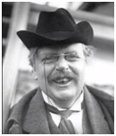 G. K. Chesterton - The Apostle of Common Sense: The Outline of Sanity - Video posted to YouTube and credited to EWTN and the American Chesterton Society