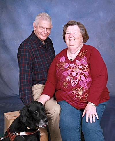 Bob and Marie Diebold