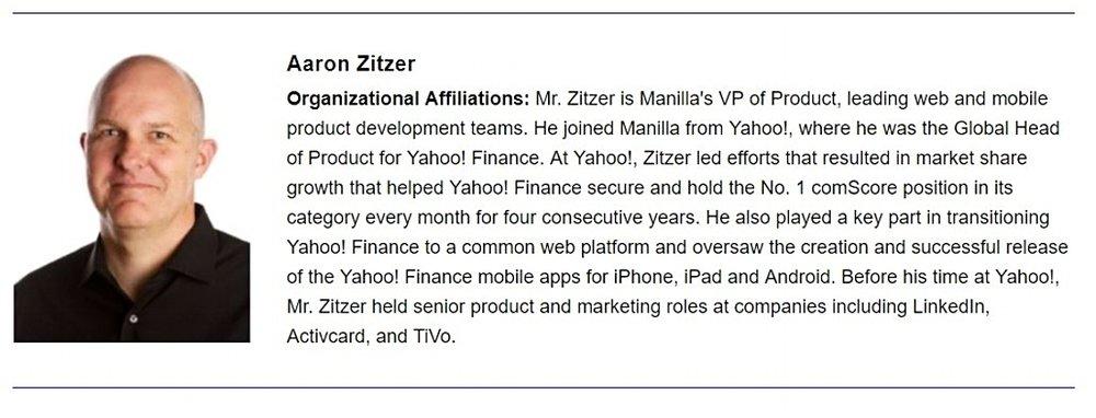 Aaron Zitzer
